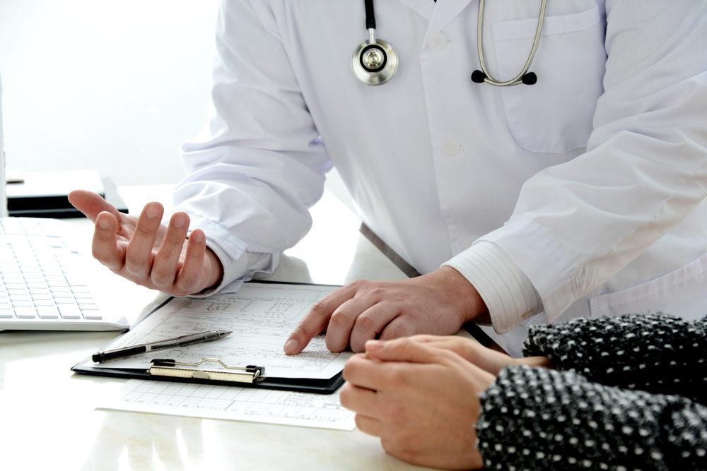 Locum consulting patient